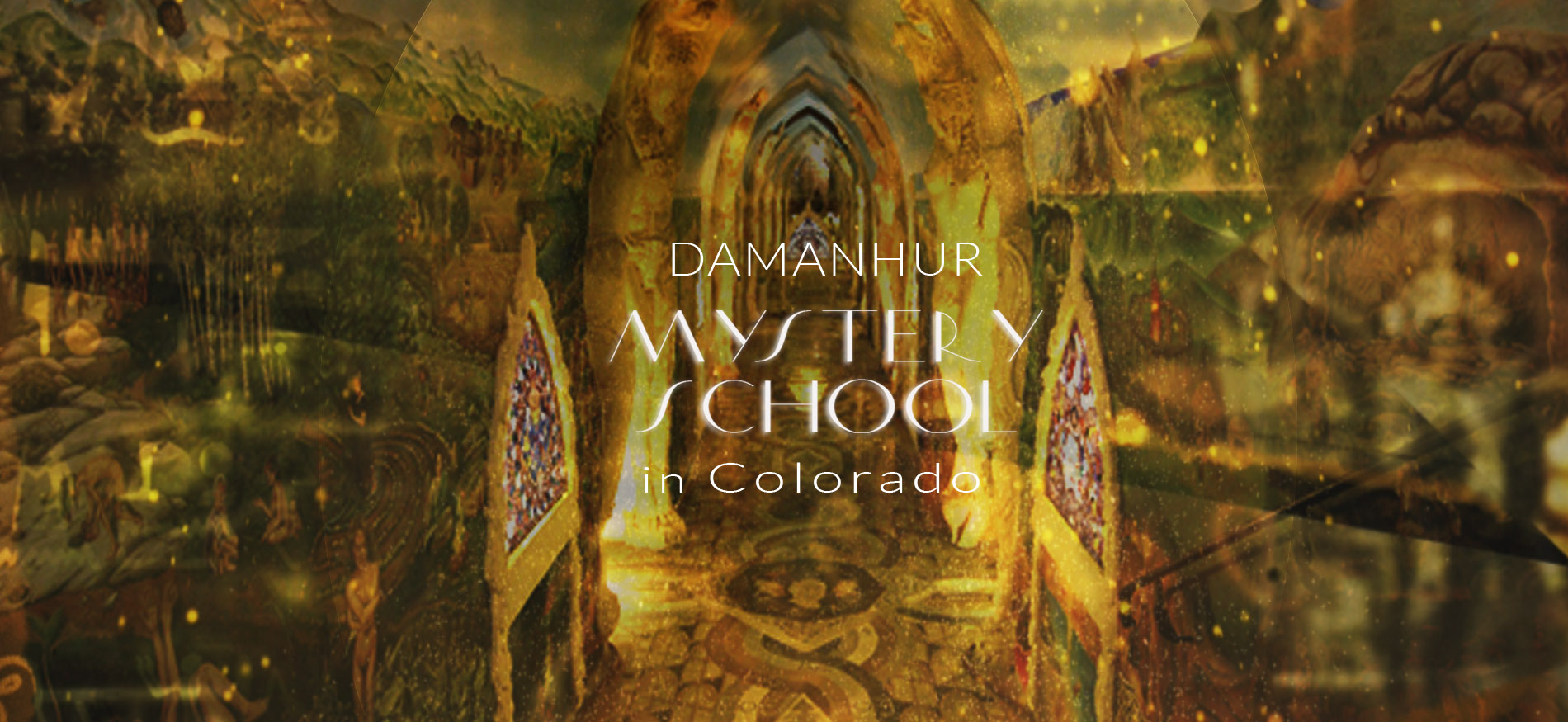 Damanhur Colorado Mystery School