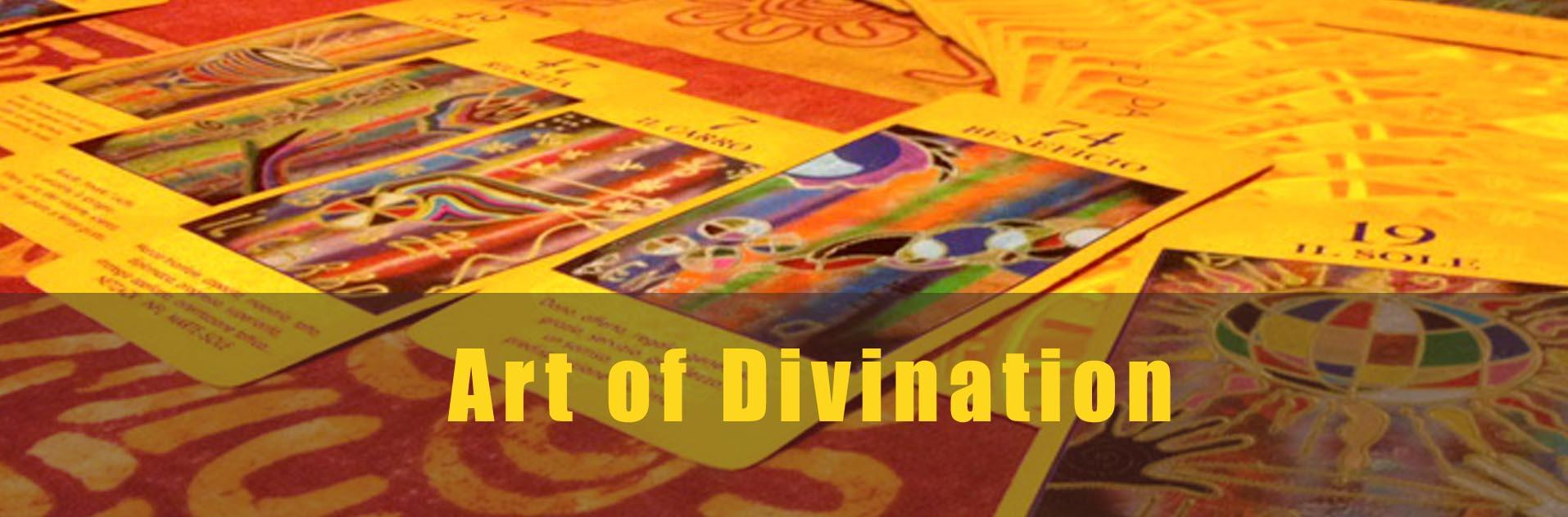 Damanhur Art of Divination Course
